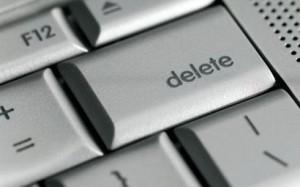 restaurer des fichiers supprimés